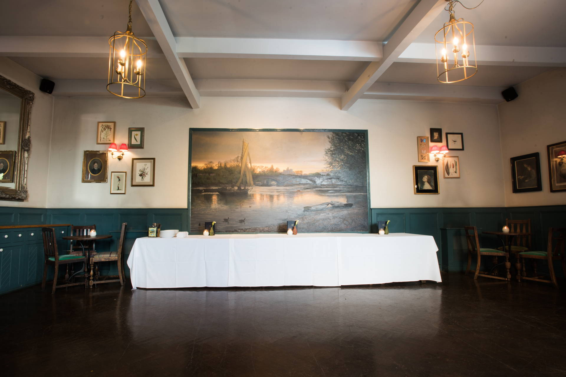 Party venue in Chiswick | The Pilot
