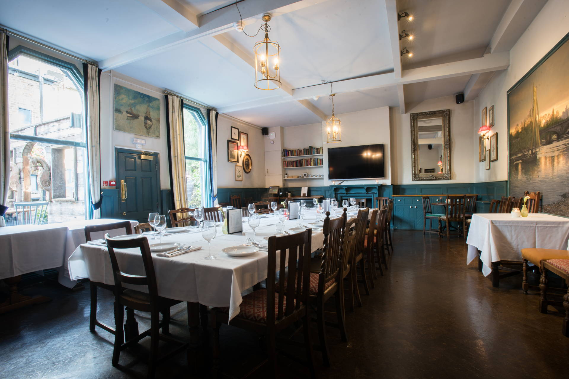 Private Dining in Chiswick | The Pilot